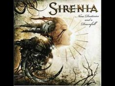 """Sirenia - Glades Of Summer    """"In the glades of summer  A light still wanes in you  Like winter days long gone  In midst of June  And though the cross feels lighter  On a warm midsummer night  Why do we then still feel so cold inside"""""""