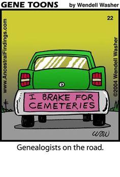 Truth be told!  #Ilovegenealogy #Genealogy #cemeteries #FindAGrave #FamilyHistory #History