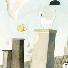 Las chimeneas le dicen adiós a la Tristeza... Childrens Books, Bath Mat, Rugs, Home Decor, Fire Places, Illustrations, Allegiant, Farmhouse Rugs, Children Books