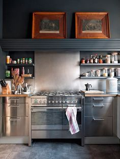 Image result for grevsta and white mixed units kitchen