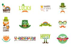 St. Patrick's Day ~ Illustrations on Creative Market