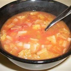 Cabbage, Potato, and Tomato Soup - Allrecipes.com