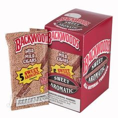 Backwoods Cigars.. Haha! Rugged looking and mild. Not bad wile wading in a river panning :)
