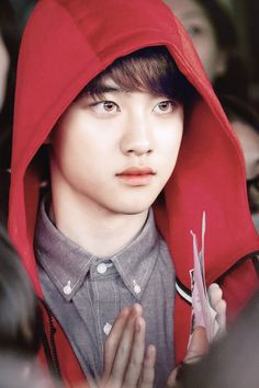 Little red one #kyungsoo