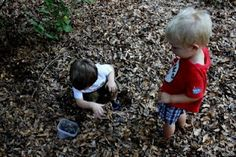 Bugs make for an awesome play date! #CampSunnyPatch