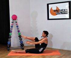 FREE Barre Workouts Barlates Body Blitz Seated Abs Workout