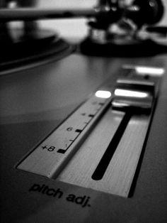 Vinyl turntablism . . .