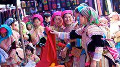 The most Colourful Sapa Markets in the days before Tet holiday  #Sapa #Sapatoursfromhanoi #travellingvietnam