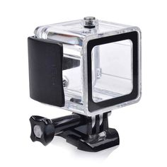 High Quality For GoPro Session 60M Waterproof Shell Case Gopro Hero4 Session Camera Underwater Housing Box For GoPro Accessories #Affiliate
