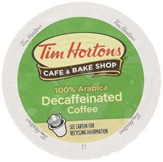 Tim Hortons DECAF Single Serve Coffee 48 Count *** Check this awesome product by going to the link at the image.