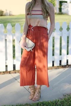 Culottes for spring | A Daydream Love