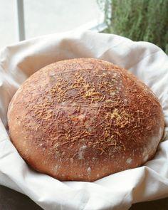 Rustic Thyme Bread.