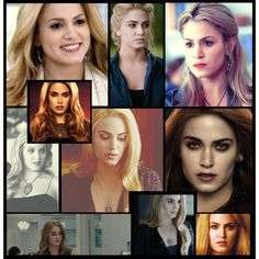 Rosalie Hale Cullen by rafinhacca on Polyvore featuring art