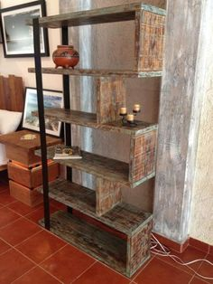 Awesome Modern Rustic Industrial Furniture Design Ideas 56
