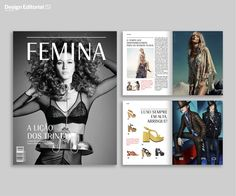 Magazine Design. Sara Pontes.  MA in Editorial Design. IPT, Portugal