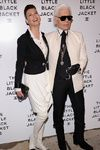 The Little Black Jacket de Chanel: Karl Lagerfeld y Linda Evangelista