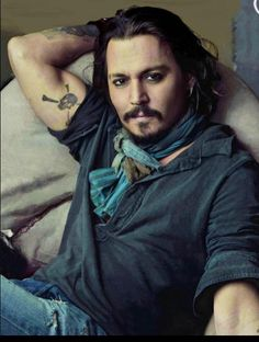 What was I saying....damn....Johnny depp