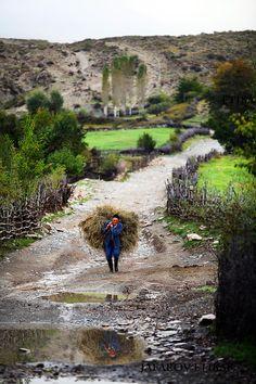 Life in Lahıc village, Azerbaijan