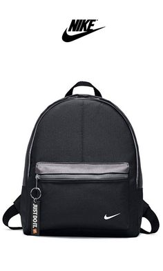 Are you after a new Nike backpack? With a huge selection of the best Nike backpacks, you'll be sure to find what you're looking for here! Gym Backpack, Black Backpack, Leather Backpack, Gym Bag, Fashion Bags, Fashion Backpack, Nike Fashion, Mochila Adidas, Cute Mini Backpacks