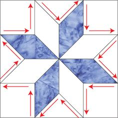 http://patternquilti.com/6-point-star-quilt-block-pattern/