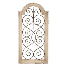 Metal Wood Wall Panel - Overstock Shopping - Great Deals on Accent Pieces