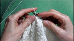 Combination Knitting