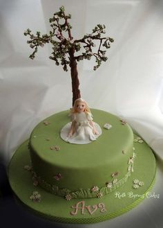 First Holy Communion cake for Ava Cake by Ruth Byrnes