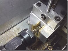 """""""I've had a rest from doing bicycle lights for a bit and after seeing Dean's home made tool maker's vice. I thought I'd have a go at making ..."""