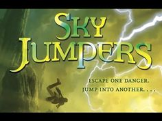 ▶ SKY JUMPERS Official Book Trailer - YouTube