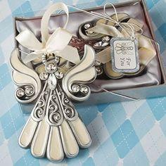 Shimmering+Angel+Ornaments