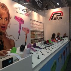 The Parlux 385 has offically launched in australia. Check out the stand at #hairexpo @parlux_italy