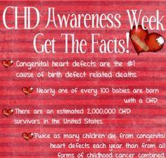 CHD Awareness. Congenital heart defect awareness #CHD awareness for Brylee <3  Www.Facebook.com/bryleesbravebattle