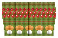 Knitting Stitches, Knitting Socks, Fair Isle Pattern, Fair Isle Knitting, Knit Crochet, Diy, Templates, Ideas, Knitting Patterns