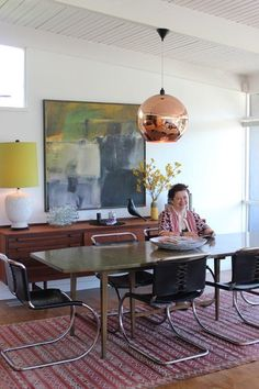Carol's Architectural Home in the Hills — House Tour
