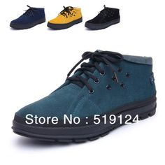 Aliexpress.com   Buy Free shipping spring mens shoes 2014 boots genuine  leather wedge pu fur faux suede high top leather casual shoes spike boots  from ... f53de365d