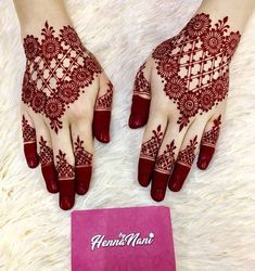 94 Easy Mehndi Designs For Your Gorgeous Henna Look Floral Henna Designs, Back Hand Mehndi Designs, Mehndi Designs Book, Mehndi Designs For Beginners, Mehndi Designs For Girls, Mehndi Design Photos, Unique Mehndi Designs, Wedding Mehndi Designs, Mehndi Designs For Fingers