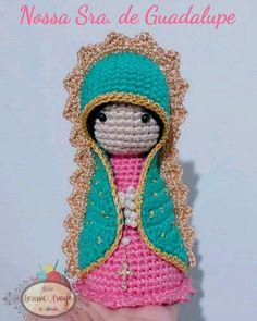 Katy Savoie's media content and analytics Crochet Deer, Crochet Animals, Crochet Baby, Knit Crochet, Crochet Patterns Amigurumi, Amigurumi Doll, Crochet Dolls, Crochet Stitches, Crochet Crafts