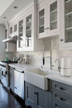 How To Be a Smart Shopper When Selecting Kitchen Cabinets - CHECK PIC for Various Kitchen Ideas. 27549995 #cabinets #kitchendesign