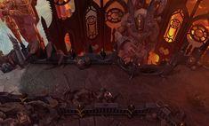 Visionneuse d'images du jeu Heroes of the Storm Game Environment, Environment Concept, Environment Design, Roguelike Rpg, Art Environnemental, Hand Painted Textures, Game Props, Heroes Of The Storm, Framed Maps