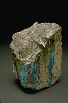 Turquoise in matrix