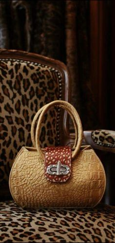 Pin by Adeline Rios on Animal Print Leopard Bag, Red Leopard, Leopard Animal, Animal Print Fashion, Animal Prints, Wild Hearts, Louis Vuitton Speedy Bag, Leather Bag, Autumn Fashion