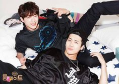 Seo Kang Jun and GOT7's Jackson pair up as 'Roommate's for season 2   http://www.allkpop.com/article/2014/09/seo-kang-jun-and-got7s-jackson-pair-up-as-roommates-for-season-2