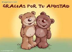 fotos amistad - Buscar con Google Winnie The Pooh, Disney Characters, Fictional Characters, Friendship, Like4like, Feelings, Funny, Happy, Cute