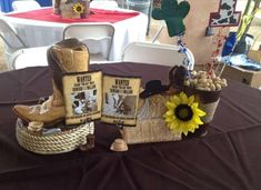 Western/Cowboy Birthday Party Ideas | Photo 10 of 45 | Catch My Party