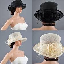 sombreros elegantes para dama - Buscar con Google 023fed27f3b