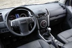 Isuzu D-MAX - deska rozdzielcza Multimedia, Isuzu D-max, Volkswagen, Vehicles, Car, Vehicle, Tools