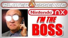 Nintendo NX - Tatsumi Kimishima Calls the SHOTS, NOT Reggie Fils-Aime