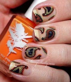 Sassy Shelly #nail #nails #nailart