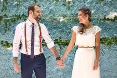 Mini Wedding | Fernanda + Alvino | Vestida de Noiva | Blog de Casamento por Fernanda Floret