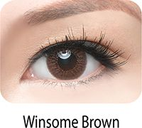 Kính giãn tròng FreshKon Alluring - Winsome Brown sử dụng 3 tháng Kính áp tròng thẩm mỹ FreshKon Alluring Eyes là cách duy nhất làm cho mắt bạn trông to hơn và long lanh hơn trong nháy mắt.